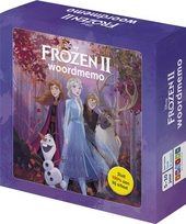 Frozen II woordmemo