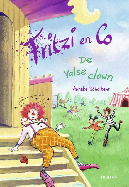 De valse clown