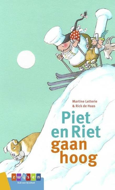 Piet en Riet gaan hoog