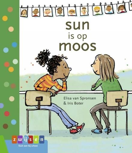 Sun is op Moos