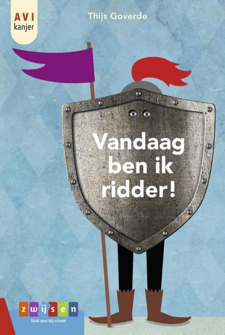 Vandaag ben ik ridder!