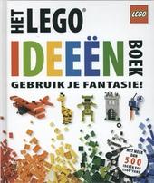 Het Lego ideeënboek : gebruik je fantasie!