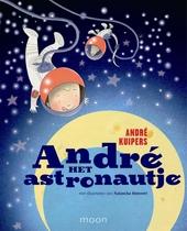 André het astronautje