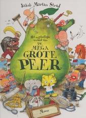 Het ongelooflijk verhaal van de megagrote peer, of: hoe Jeronimus Bergstroom Severijn Olsen opnieuw werd aangesteld...