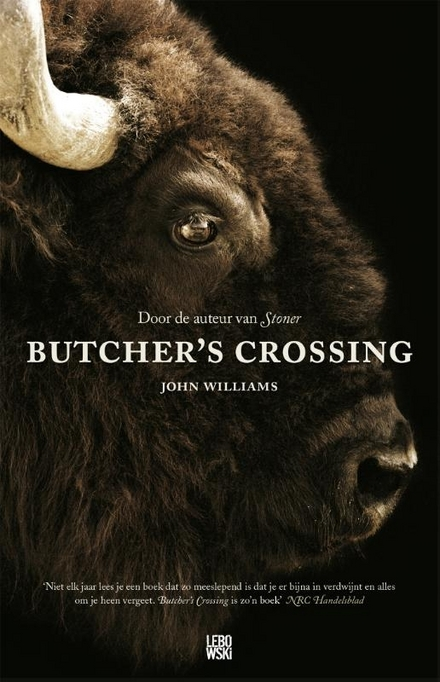 Butcher's Crossing - De overweldigende kracht van de natuur