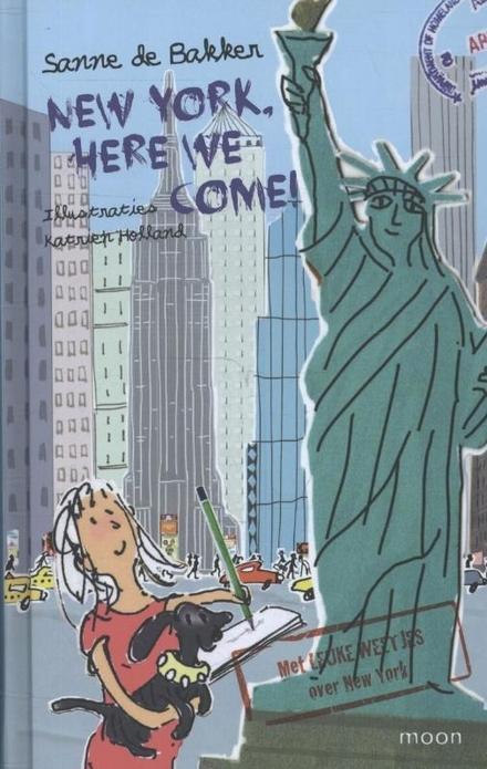 New york, here we come! : het tweede reisavontuur van Floortje De Mol
