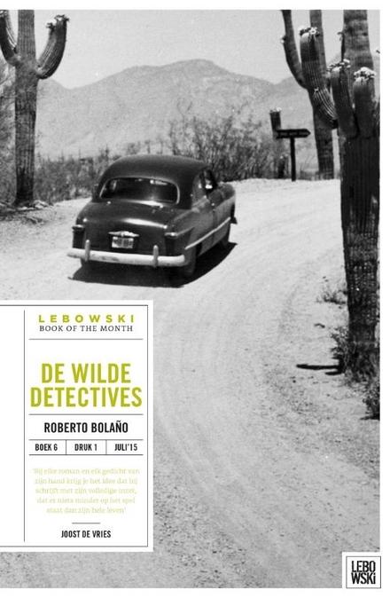 De wilde detectives : roman