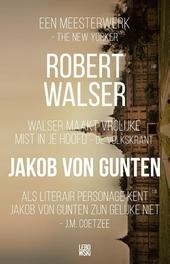 Jakob von Gunten : een dagboek