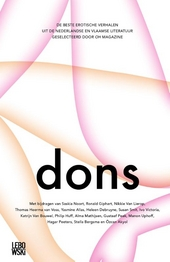 Dons : de beste erotische verhalen uit de Nederlandse en Vlaamse literatuur
