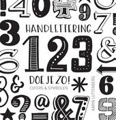 Handlettering 123 doe je zo! : cijfers & symbolen