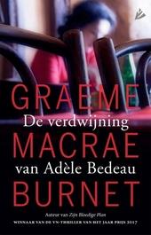 De verdwijning van Adèle Bedeau