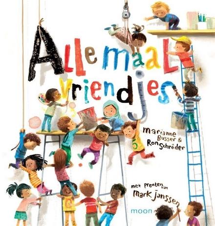 Allemaal vriendjes : grappige, bijzondere en zielige versjes over vriendschap