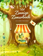 Het zonnige zomerboek : heel veel spetterende voorleesverhalen over de zomer
