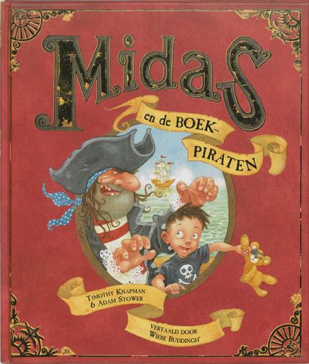 Midas en de boek-piraten