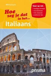 Hoe zeg je dat in het Italiaans