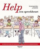 Help, een spreekbeurt! : de enige echte gids voor werkstukken, spreekbeurten en boekbesprekingen