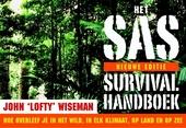 Het SAS survival handboek : hoe overleef je in het wild, in elk klimaat, op land en op zee