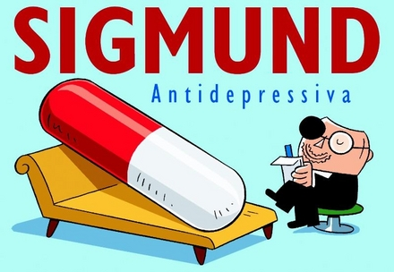 Sigmund antidepressiva