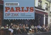 Parijs op zak : insidergids voor reizigers