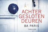 Achter gesloten deuren / BA Paris