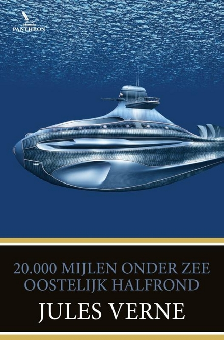 20.000 mijlen onder zee. 1, Oostelijk halfrond
