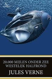 20.000 mijlen onder zee. 2, Westelijk halfrond