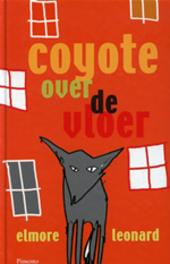 Coyote over de vloer