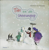 Tim en de sneeuwpop