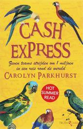 Cash Express : zeven teams strijden om 1 miljoen in een reis rond de wereld