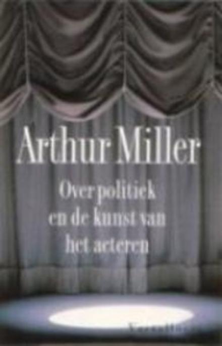 Over politiek en de kunst van het acteren