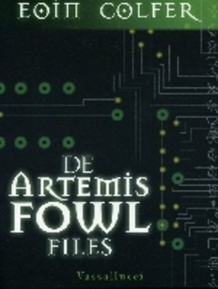 De Artemis Fowl files