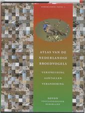 Atlas van de Nederlandse broedvogels 1998-2000 : verspreiding, aantallen, verandering