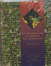 De sprinkhanen en krekels van Nederland (Orthoptera)