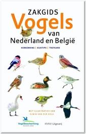Zakgids vogels van Nederland en België : herkenning, kijktips, trefkans