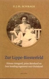 Zur Lippe-Biesterfeld : prinses Armgard, Prins Bernhard en hun houding tegenover Nazi-Duitsland