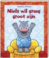 Niels wil graag groot zijn