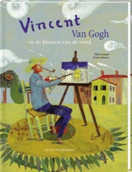 Vincent van Gogh : op de vleugels van de wind