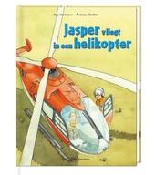 Jasper vliegt in een helikopter