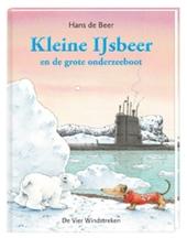 Kleine ijsbeer en de grote onderzeeboot