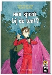 Een spook bij de tent?