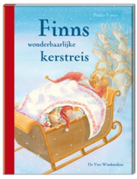 Finns wonderbaarlijke kerstreis