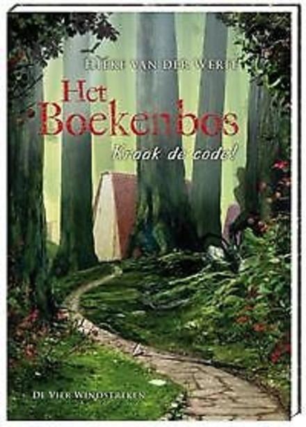 Het boekenbos : kraak de code!