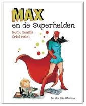 Max en de superhelden