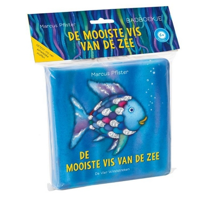 De mooiste vis van de zee : badboekje