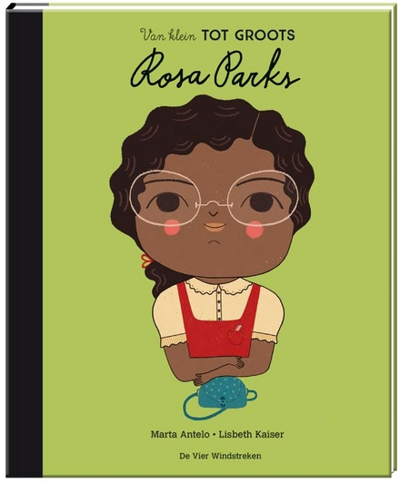 Rosa Parks - Yes we can!
