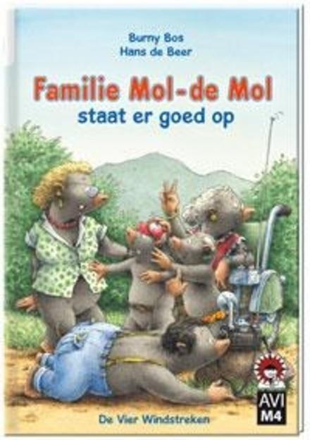 Familie Mol, de Mol staat er goed op