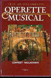 Nieuw operette en musicalboek : compleet naslagwerk