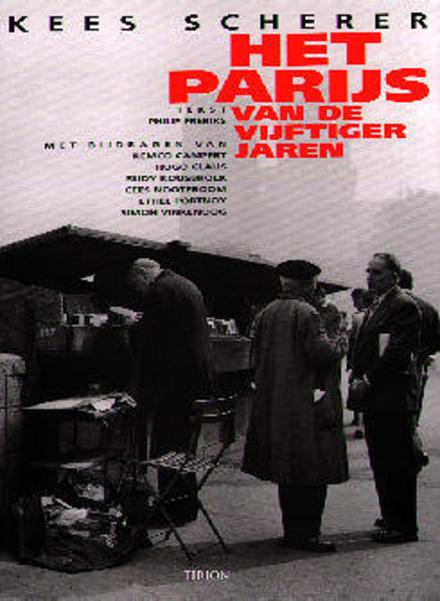 Het Parijs van de vijftiger jaren