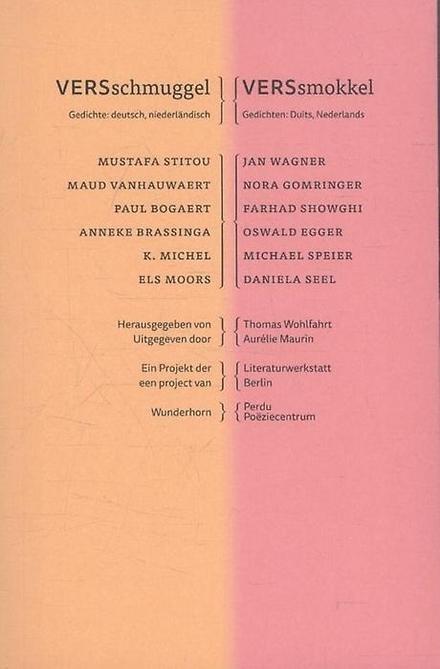 VERSsmokkel : gedichten : Duits, Nederlands