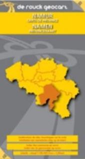 Namur : carte de province